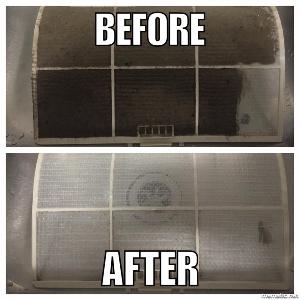 AC Air Filter #1