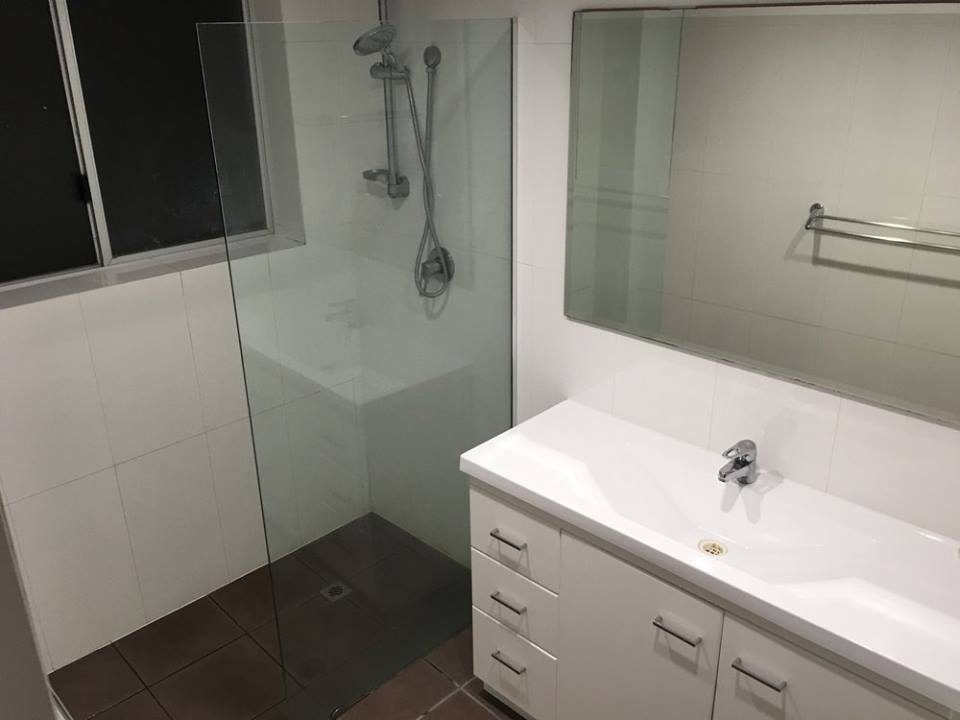This bathroom is a clear example of our quality of work